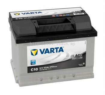 VARTA Battery Black Dynamic C10 (ETN553400047)