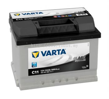 VARTA Battery Black Dynamic C11 (ETN553401050)