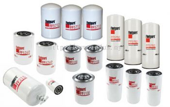 Fleetguard Fuel Filter FF211-Fuel SPIN-ON (FF211-FLG)