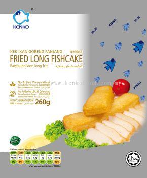 Fried Long Fishcake