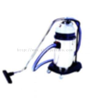Wet / Dry Vacuum Cleaner c/w S/Steel Body - SSB 30L