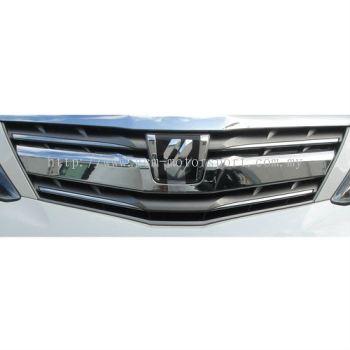Toyota Alphard 08-14 chrome grill