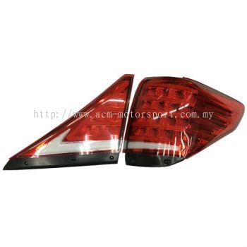 Toyota alphard rear tail light type C