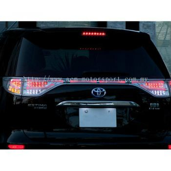 Toyota estima rear tail light type A