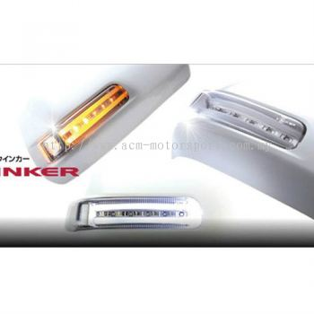 Toyota estima signal light light bar