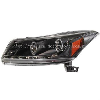Honda Accord 2008-2011 head light type A