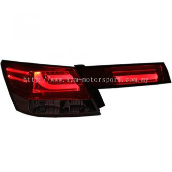 Honda Accord 2008-2011 tail light type B (Light tube)