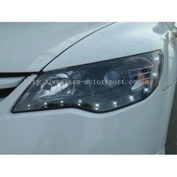 Honda Civic FD starline headlight