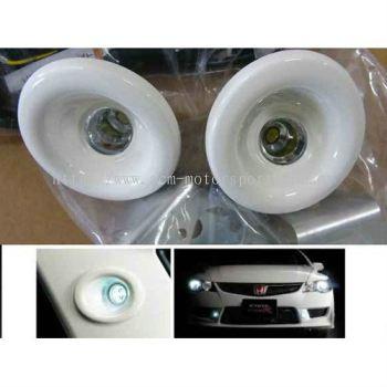 Honda Civic FD type R intake light
