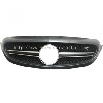 Mercedes benz C class 15 C63 Style Sport Grille