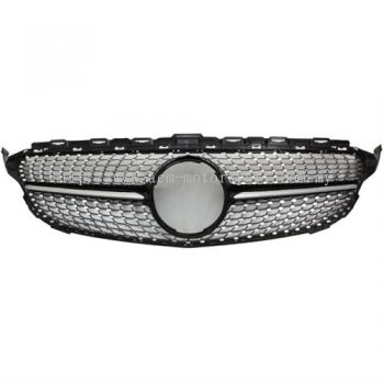 Mercedes benz W205 15 Avantgarde use C450 Style Diamond Grille