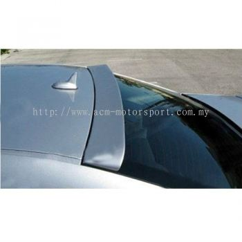 Rear Roof Spoiler FRP