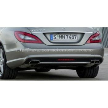 Mercedes Benz W218 AMG style rear bumper