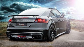 Audi TT concept design bodykit