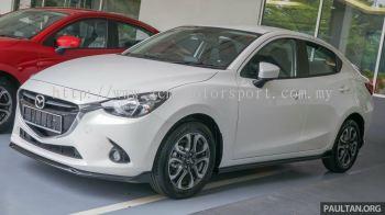 Mazda 2 Hatchback oem bodykit
