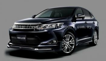 Toyota harrier 2014 V1 MDL bodykit