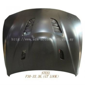Bmw F32 GT front hood
