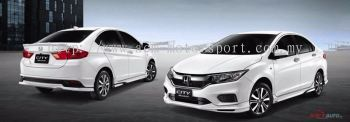Honda City facelift 2017 Modulo bodykit