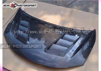 Honda Jazz 2014 GK js carbon hood