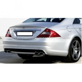 W219 AM Look Rear Bumper