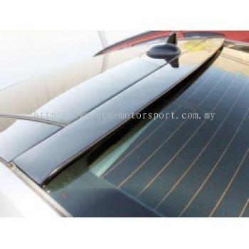 W207 Rear Roof Spoiler