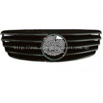 W211 02 CL Sport Grille ( Silver , Black ,White )