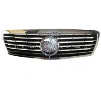 W211 02 Sport Grille