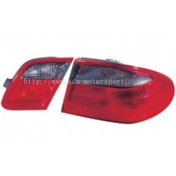 W210 Rear Lamp Crystal Smoke/Red