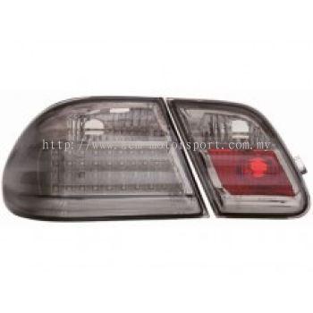 W210 Rear Lamp Crystal LED Smoke