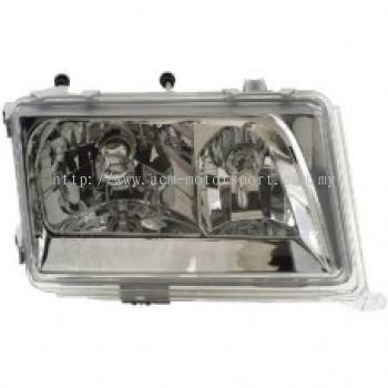 W124 93 Head Lamp Crystal