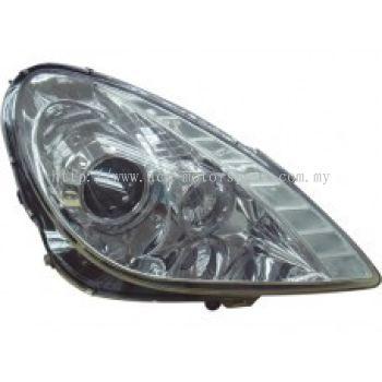R171 Head Lamp Crystal Projector W/LED + Motor