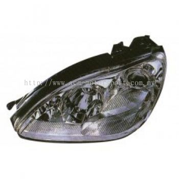 W220 98 Head Lamp Crystal Projector W/Motor ( H7 )OR W/Out Motor