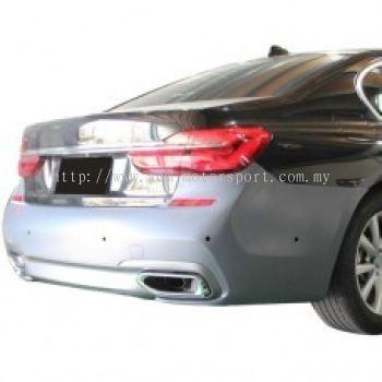 G11/12 16 M-TEK Rear Bumper