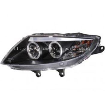 Z4 E85Head Lamp Crystal Projector W/Rim