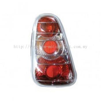 Cooper S R53 Mk I `03 Rear Lamp Crystal Clear..