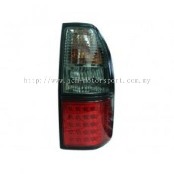 FJ90 Rear Lamp LED Smoke/Red