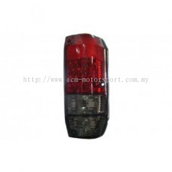 FJ70 93 LT79/RJ77 Rear Lamp LED Red/Smoke
