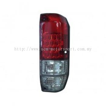 FJ70 93 LT79/RJ77  Rear Lamp LED Red/Clear