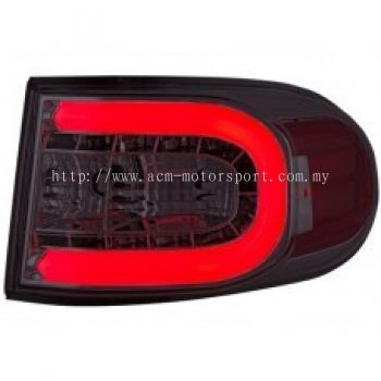 FJ Cruiser Rear Lamp Crystal LED Smoke