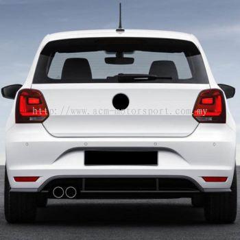Polo 15 GTi Look Rear Bumper