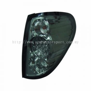 Triton 06 Rear Lamp Crystal LED Smoke