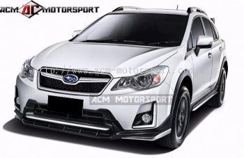Subaru XV 2016 STI V2 bodykit