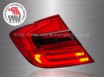 Civic LED Light Bar Tail Lamp 12~15