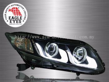 Civic Projector U-Concept Head Lamp 12~15