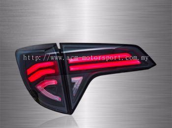 Honda HRV 3D LED Light Bar Tail Lamp 15