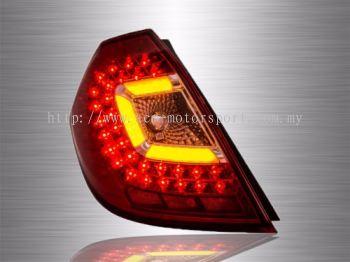 Jazz LED Light Bar Tail Lamp 10~14