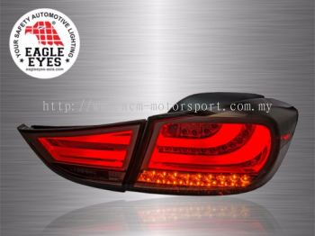 Elantra LED Light Bar Tail Lamp 11-16