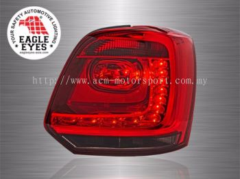 VW Polo LED Tail Lamp 09~17