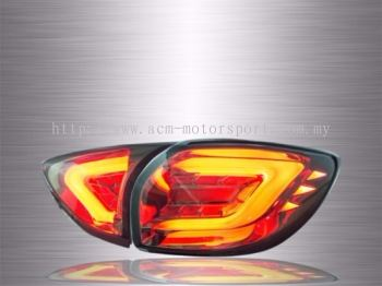 CX-5 LED Light Bar Tail Lamp 14~17