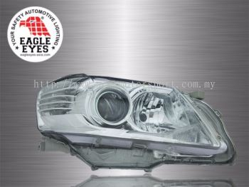 Camry Projector Chrome Head Lamp 06~08